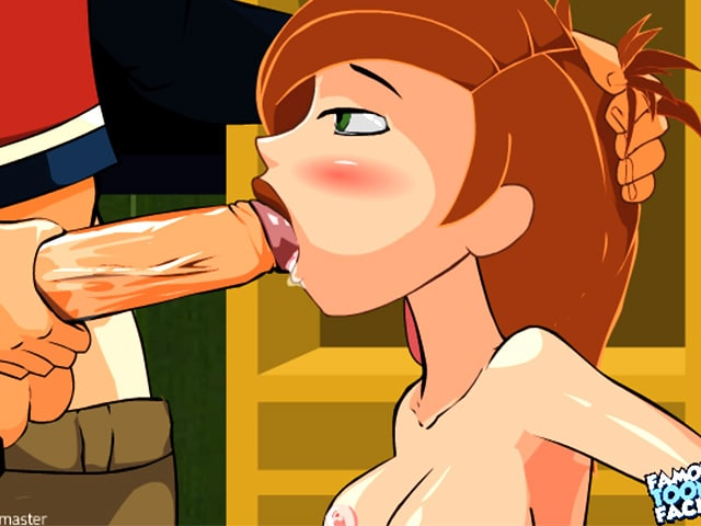 Kimpossible Blowjob 2